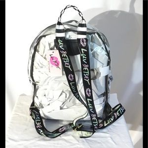 Betsey Johnson Bags - Luv Betsey By Betsey Johnson, Rainbow Backpack